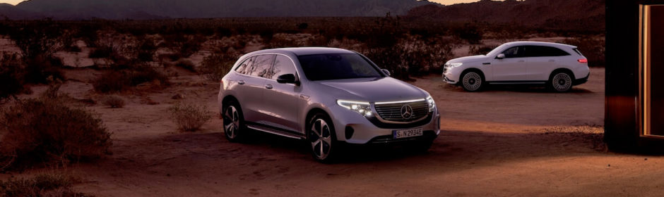 Mercedes EQC will arrive to Dubai in August 2020
