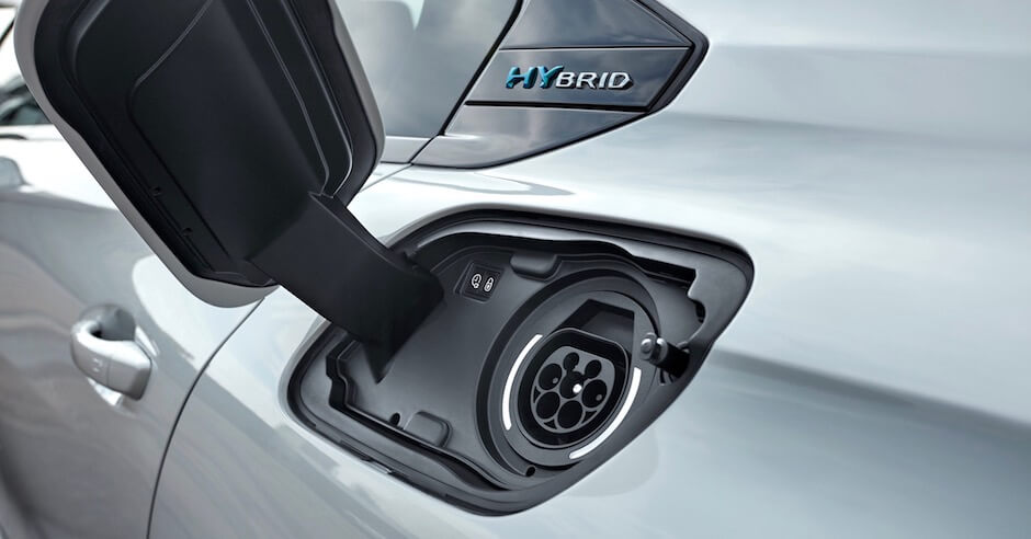 plug-in hybrid car charger